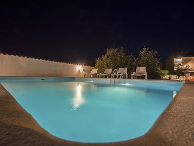 Photo for Adorable  holiday home with private pool and terrace with barbecue!