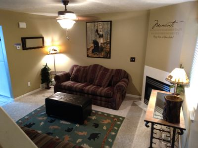 Photo for 920#4, Lake View Condo with 2 bed, 3 bath