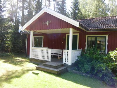Photo for Comfortable Holiday House in the forest, Sauna, absolute silent