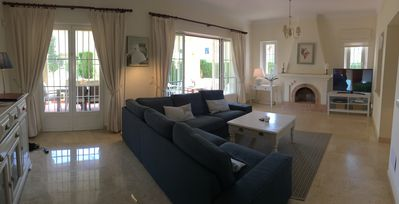 Photo for Fabulous Spacious Townhouse on small complex with pool in popular Elviria area