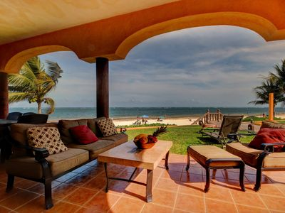 Photo for Casita del Puerto at Las Casitas - Luxury, Downtown, Oceanfront Townhouse