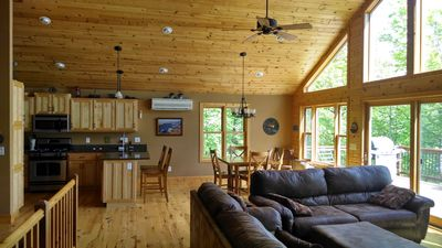 Photo for Beautiful Lakehome on Picturesque Cedar Lake!
