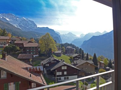 Photo for Apartment Eden in Wengen - 4 persons, 2 bedrooms