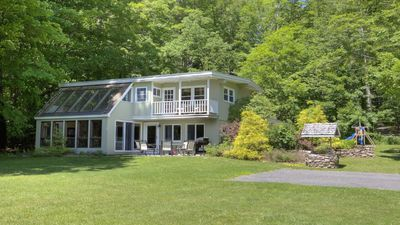 Photo for Tranquil Lake House Getaway on Onota Lake