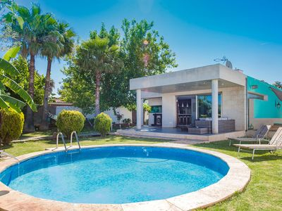 Photo for ZOE - Villa with private pool in Marratxi.