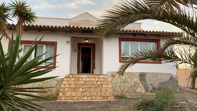 """Photo for Charming Holiday Home """"Casa el Candil"""" with Mountain View & Garden; Parking Available, Pets Allowed"""