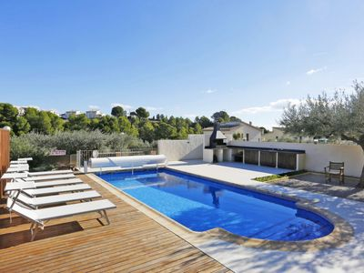 Photo for Vacation home PERALES in L'Ampolla - 8 persons, 4 bedrooms