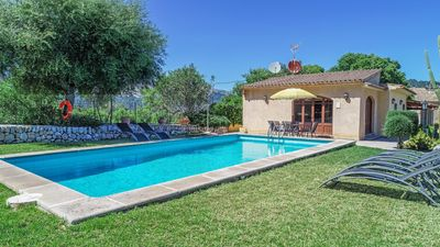 Photo for Golf I - Great house for 6 people at the golf course of Pollença