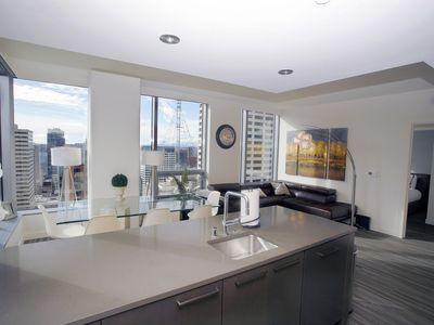 Photo for Seattle Waterfront Condos 2BD Penthouse Style