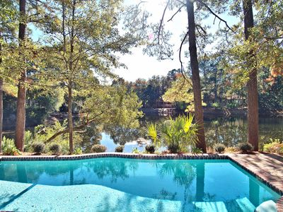 Photo for Easy Access to Private Entrance of PD Beach - Lake House, New Kitchen, Pets Okay