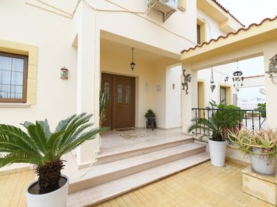 Photo for Luxury 5 Bedroom Villa on Probably the best beach in Famagusta, North Cyprus