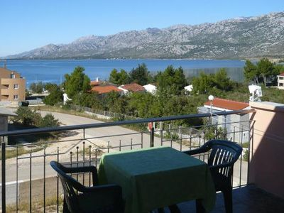 Photo for Apartments Dario, Jasenice  in Norddalmatien - 2 persons