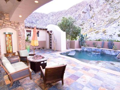 Photo for Luxury Private Home Indian Wells - La Quinta with Amazing Mountain Views 3200 SF