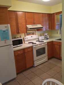 Kitchen-equipped