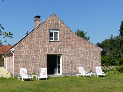Photo for NEW large holiday home (26p) in the tourist Kalmthout! Enjoy together!