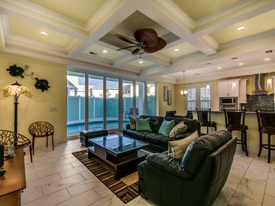 Photo for · 4 Bedroom Home w/ Private Pool and Garage  at North Beach Plantation