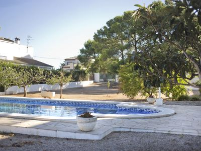 Photo for Vacation home Amor in L'Ametlla de Mar - 6 persons, 3 bedrooms