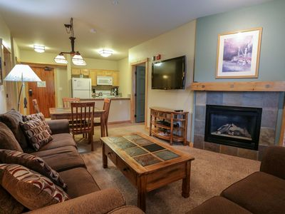 Photo for Updated Condo At Sunstone Lodge, Heated Pool/Jacuzzi, Fitness Center, Garage