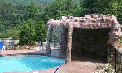 Photo for Beautiful Cabin outside of Gatlinburg TN--  No EXTRA Fees!