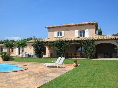 Photo for Magnificent property with panoramic sea view on a 3000m garden