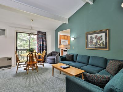 Photo for Deluxe Two Bedroom Suite on the 2nd floor with heated pool