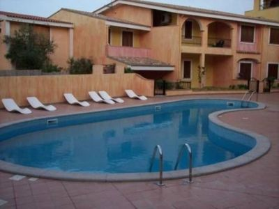 Photo for APARTMENT IN A BEAUTIFUL COMPLEX WITH POOL - VILLASIMIUS - FREE WIFI