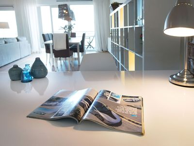 Photo for Modern Apartment In The Hague With Marina Views
