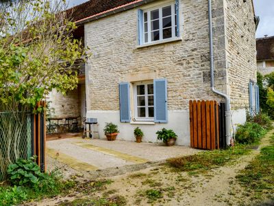Photo for Vacation home L'Ancienne Scierie  in Tonnerre, Burgundy - 5 persons, 2 bedrooms