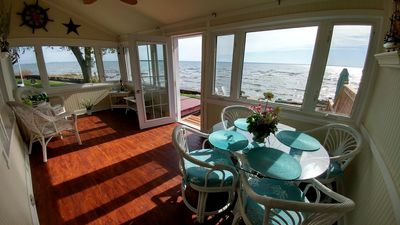 Photo for MOONLIGHT LAKE HOUSE - Lake view from all rooms - Great place for Families and Couples