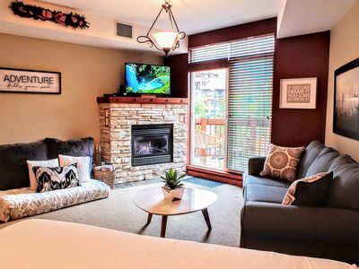 Photo for ⭐️  Romantic Couples retreat in ❤️ of Canmore  ⭐️