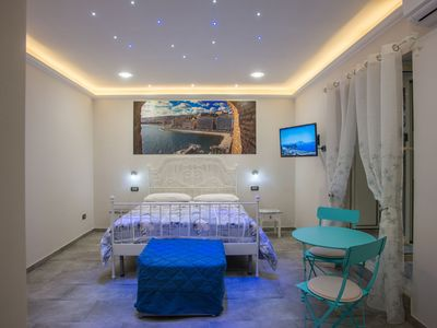Photo for Napoli Stritt house in the heart of Naples with comfortable rooms