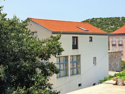 Photo for Three bedroom apartment with air-conditioning Tkon, Pašman (A-823-a)