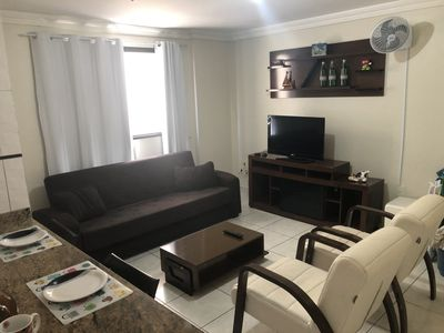 Photo for Apt 2 bedrooms - Morro Beach - Guarapari
