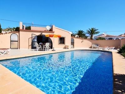 Photo for Vacation home Casa Cometa (CLP351) in Calpe/Calp - 4 persons, 2 bedrooms