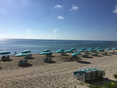 Photo for Ocean View - Amazing Newly renovated Apartment Right On The Beach. 1BR, 1 1/2 B