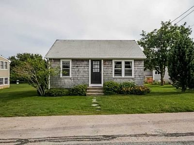 Photo for Quintessential Sand Hill Cove 2 Bedroom/1 Bath Cottage - Steps to Roger Wheeler