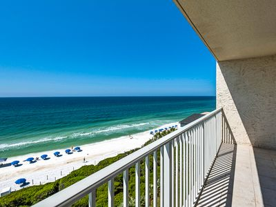 Photo for Great Location ~ Seagrove Beach ~ Heated Pool ~ Seasonal Beach Chairs