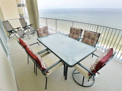 Photo for Ocean Villa 1506, 2 Bedrooms, Beach Front, Pool Access, Sauna, Sleeps 8