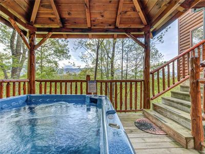 Photo for Eden's View, 3 Bedrooms, Pool Table, Hot Tub, Pool Access, Views, Sleeps 6