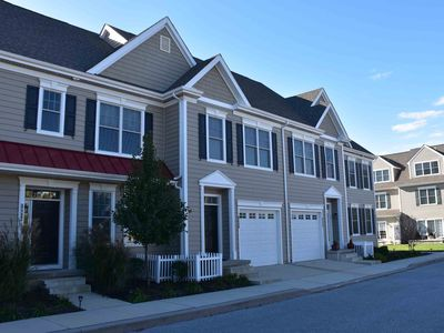 Photo for Wonderfully Appointed  3 Bedroom, 3.5 Bath Townhome centrally located between Lewes and Rehoboth Beach.