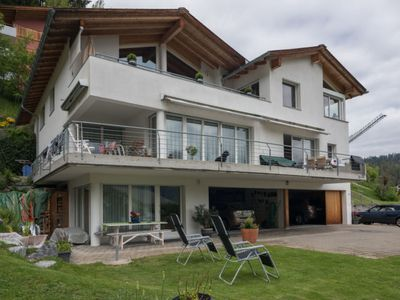 Photo for 1BR Apartment Vacation Rental in Laax, Bezirk Surselva