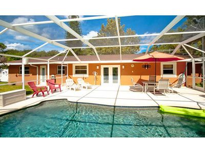 Photo for Gorgeous West Bradenton Pool Home
