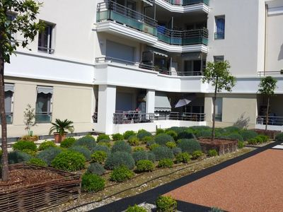 Photo for Apartment L'Artéo in Nice - 3 persons, 1 bedrooms