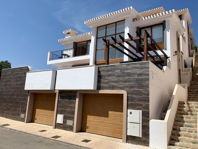 Photo for Stunning 4 Bedroom Luxury Villa With Terrace & Plunge Pool.