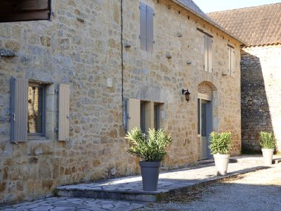 Photo for Large house of 18 th has Salignac-Eyvigues in Sarlat.