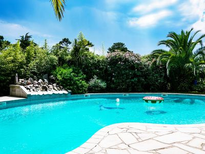 Photo for Surf-Camp Villa * Chiberta * Swimming pool * Parking * Close to beach & golf