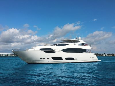 Photo for Luxury 95' Sunseeker Yacht for Accommodations in Nantucket