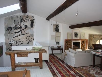 Photo for Spacious charming apartment In The Old Part Of Ceret