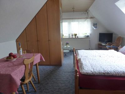 Photo for 1BR Apartment Vacation Rental in Jork