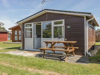 Photo for CHALET H7, family friendly in St Merryn, Ref 955709